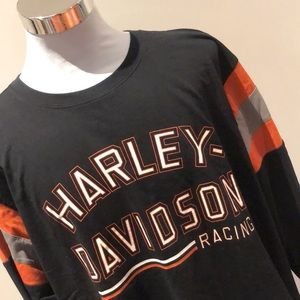 Men's Harley-Davidson knit size 3XL NWT